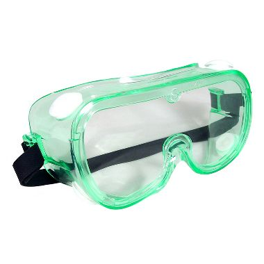 Radians GG011UID Chemical Splash Indirect Vent Safety Goggle, Clear