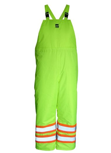 Viking 6323P Open Road® 150D Insulated Bib Pants Class E, Contrast Stripes