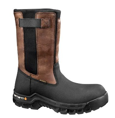 Carhartt® CMF1391 10-Inch Rugged Flex® Wellington Boots, Composite Safety Toe