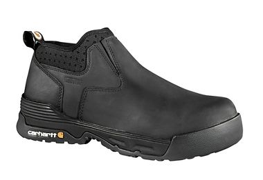 Carhartt® CMA4311 Carhartt Force® Waterproof Slip-On Low Boots, Composite Safety Toe