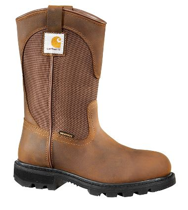 Carhartt® CWP1250 Women's 10-Inch Waterproof Wellington Boots, Composite Safety Toe