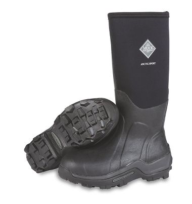 Honeywell ASP-STL Muck Arctic Sport ST, Insulated, Waterproof Boots, Steel Toe