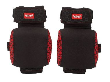 Occunomix STLW20 Redbacks® Leaf Springs Cushioned Knee Pads