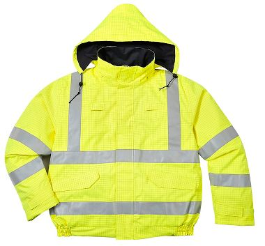 Portwest® US773 Bizflame ANSI Class 3 Anti-Static FR Bomber Jacket