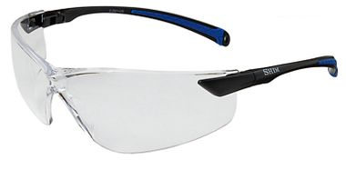 Shim Safety Glasses, Clear Lens