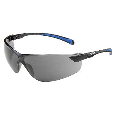 Shim Safety Glasses, Smoke Lens