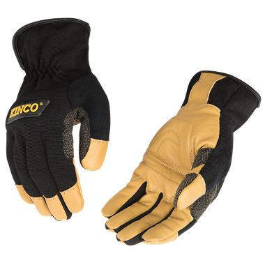 Kinco® 2122 KincoPro™ Grain Goatskin & Synthetic Hybrid Gloves