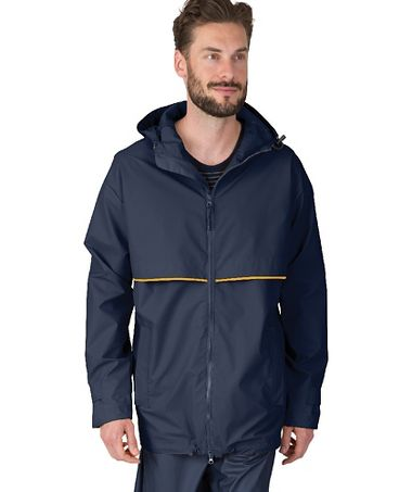 Charles River Apparel® 9199 New Englander® Rain Jacket