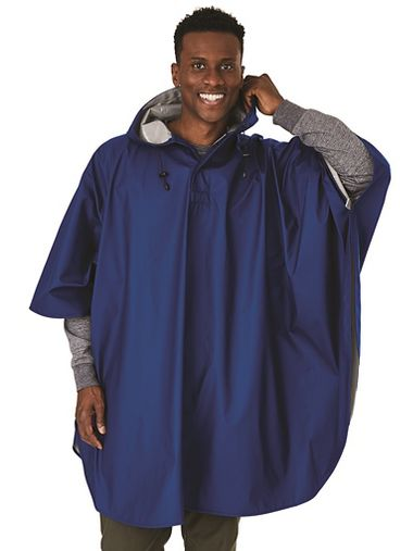 Charles River Apparel® 9709 Pacific Poncho