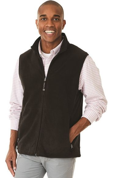 Charles River Apparel® 9503 Men's Ridgeline Fleece Vest