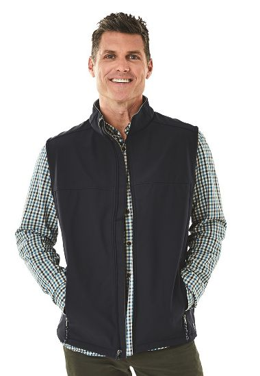 Charles River Apparel® 9819 Men's Clasic Soft Shell Vest