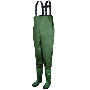 Repel Footwear™ Extra Large PVC / Nylon Chest Wader Boots