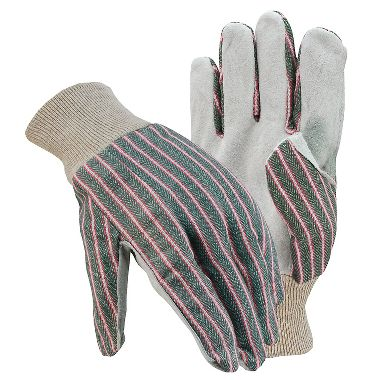 Flex-Thumb Gloves, Men's Knit Wrist