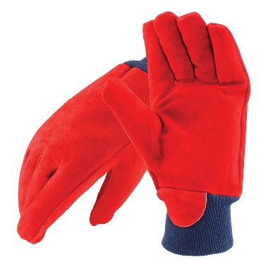 Insulated Leather Freezer Gloves, 1 Pair