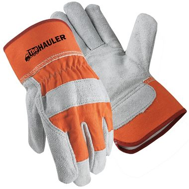 The Hauler Glove, Safety Cuff, 1 Pair