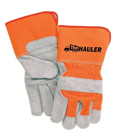 The Hauler Double Palm Glove, Gauntlet Cuff
