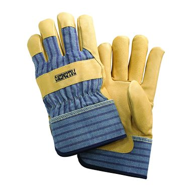 Palomino® Pigskin Palm Gloves With Thermal Insulation, Safety Cuff