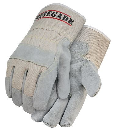 Renegade® Gloves With Safety Cuff, Sewn with Cut Resistant Thread
