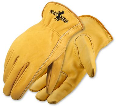 Rough Rider® Gloves, Elastic Back