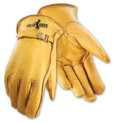 Rough Rider® Drivers Gloves with Pull Strap