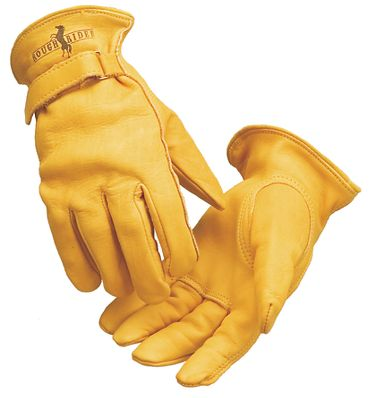 Rough Rider® Gloves with Hook & Loop Strap