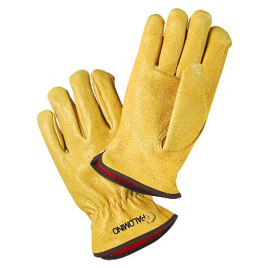 Palomino® Pigskin Drivers Gloves, Flannel Lining, 1 Pair