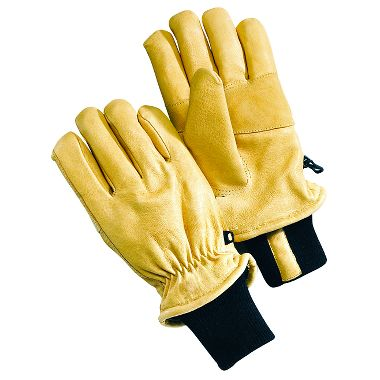 Palomino® Waterproof Drivers Gloves, Thermal Insulation, Knit Wrist, 1 Pair