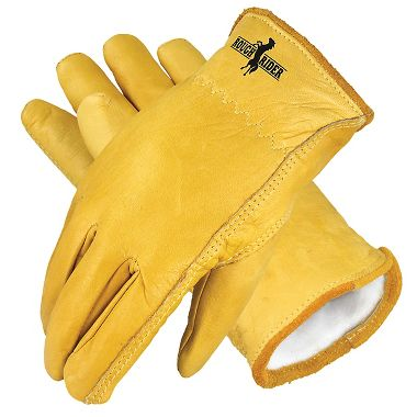 Rough Rider™ Gloves, Thermal Insulation, 3 Pairs