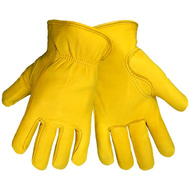 Deerskin Driver Gloves, 1 Pair
