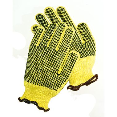 ATA Gloves with PVC Dots on 2 Sides