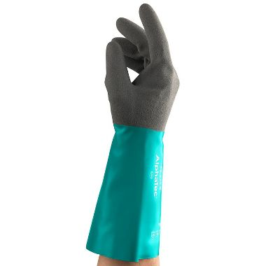 AlphaTEC® Gloves, 14 Inch