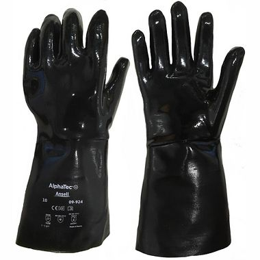 AlphaTec® 09-924 Neoprene Gloves, 14 Inch (Previously known as Neox®)