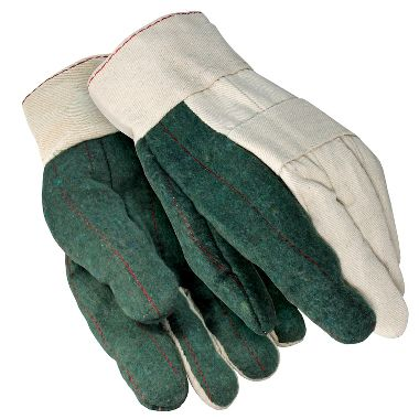 3 Layer Hot Mill Gloves, Band Top Cuff