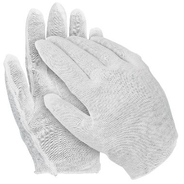 Cotton Inspection Gloves, Men's Lightweight