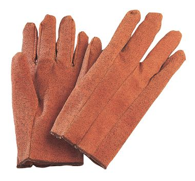 Vinyl Coated Breathable Gloves, Men's
