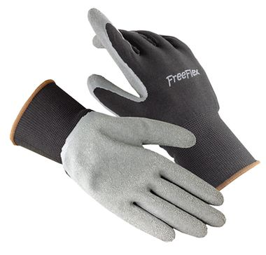 Galeton FreeFlex™ Palm Coated Latex Gloves, 1 Pair