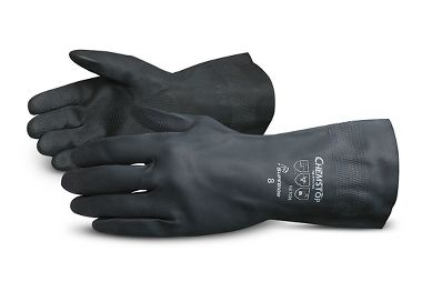 Neoprene Gloves, 13 Inch Long, 30 Mil Thick