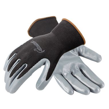 Otterback® Nitrile Coated Knit Gloves, 1 Pair