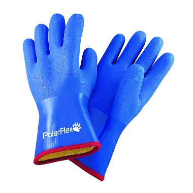 Polar Flex Insulated PVC Gloves