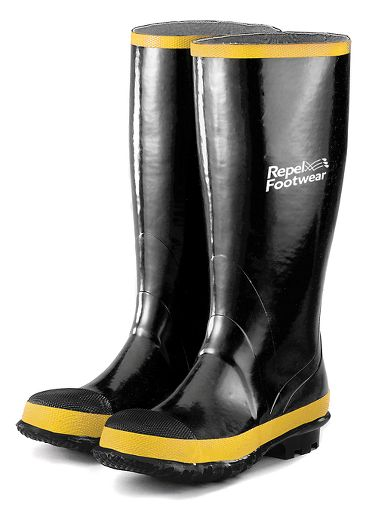 Repel Footwear™ Steel Toe Rubber Boots
