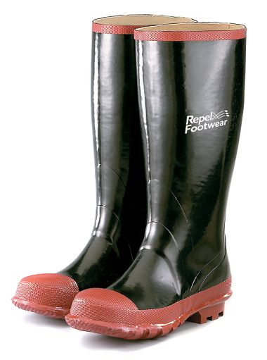 Repel Footwear™ Plain Toe Rubber Boots