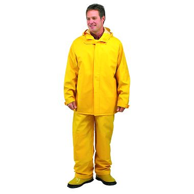 Repel Rainwear™ 2 Layer 0.50mm PVC/Polyester Rain Suit