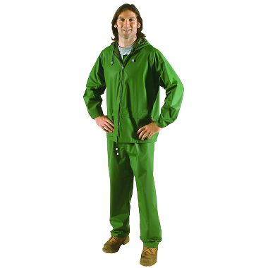 Repel Rainwear™ 0.20mm Nylon & PVC Rain Suit