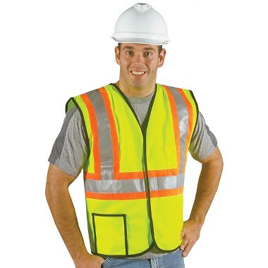 Illuminator™ Class 2, Two-Tone Safety Vest