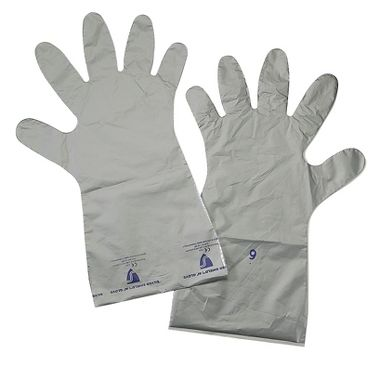 Silver Shield Chemical Protective Gloves