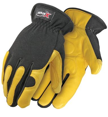 maX™ Comfort Slip-on Gloves with Padded Palms