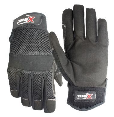 maX™ Sport Gloves with Mesh Back