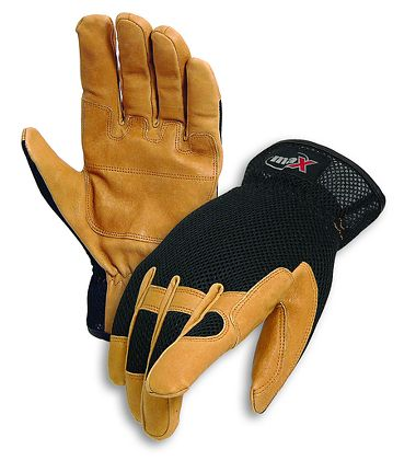 maX™ Extra Pig Grain, Double Palm Gloves