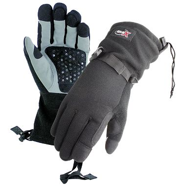 maX™ Element Gloves, Gauntlet Cuffs