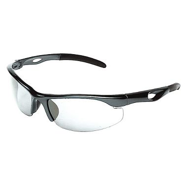 Cyclone Safety Glasses, Gray Mirror Lens